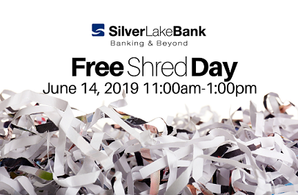 SLB Featured on WIBW for Free Shred Day | Silver Lake Bank